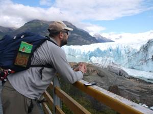 Perito Moreno Glacier, El Calafate, Patagonia, Argentina.